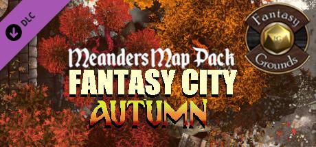 Купить Fantasy Grounds - Meander Map Pack: Autumn City (Map Pack) (DLC)
