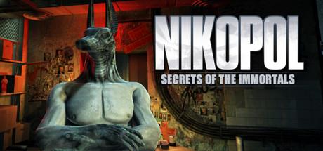 Game Banner Nikopol: Secrets of the Immortals