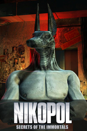 Nikopol: Secrets of the Immortals poster image on Steam Backlog