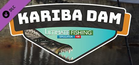 View Ultimate Fishing Simulator VR - Kariba Dam DLC on IsThereAnyDeal