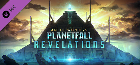 Age of Wonders: Planetfall – Revelations Capa