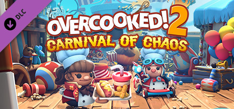 Overcooked! 2 – Carnival of Chaos [PT-BR] Capa