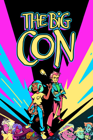 The Big Con poster image on Steam Backlog