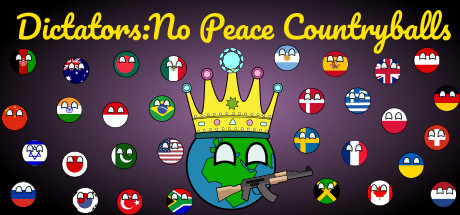 Dictators:No Peace Countryballs on Steam Backlog
