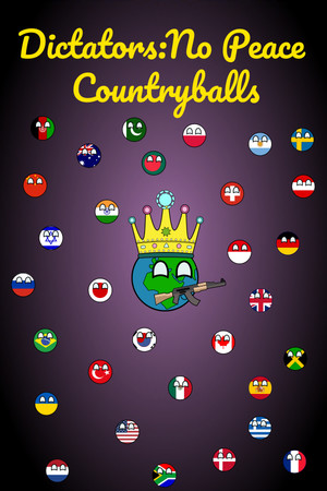 Dictators:No Peace Countryballs poster image on Steam Backlog