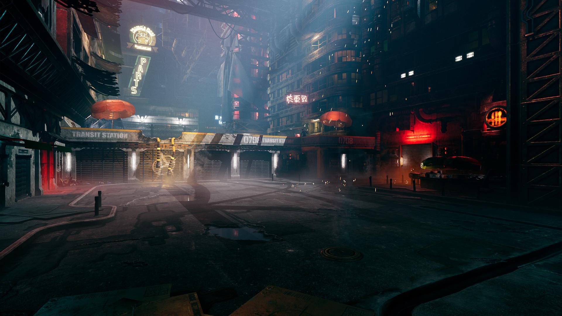 Ghostrunner (RUS ENG MULTi10) [RePack] от R.G. Механики