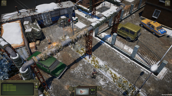 ATOM RPG Trudograd Image 8