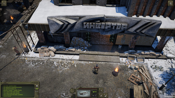 ATOM RPG Trudograd Image 2