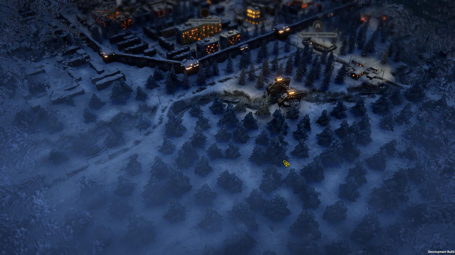 ATOM RPG: Trudograd screenshot 1