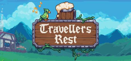 Travellers Rest [PT-BR] Capa