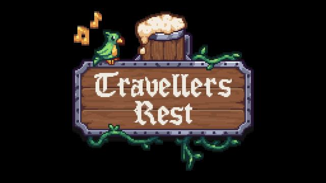 Travellers Rest logo