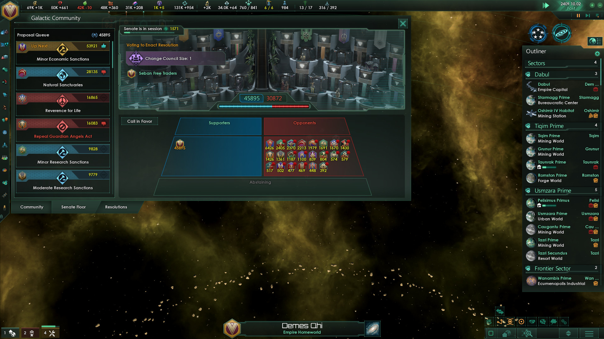 Stellaris an evolution of the grand strategy