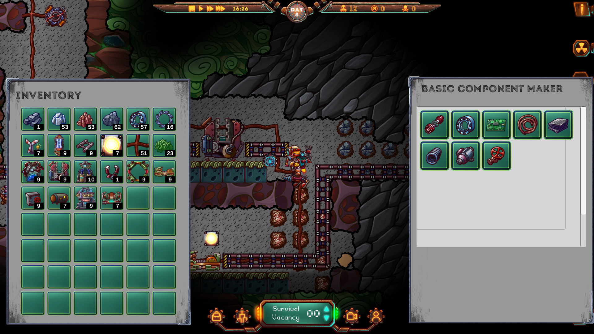 Survival Vacancy บน Steam