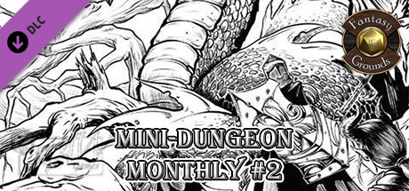 Купить Fantasy Grounds - Mini-Dungeon Monthly #2 (5E) (DLC)