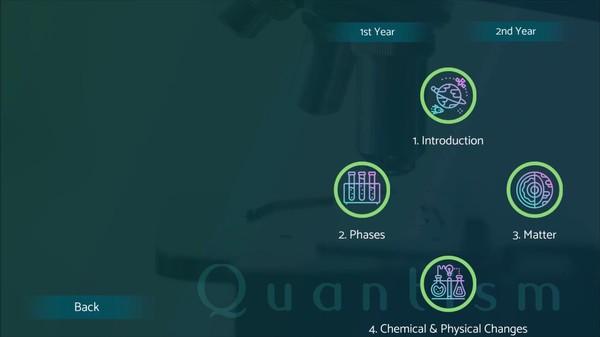 скриншот Quantism 0