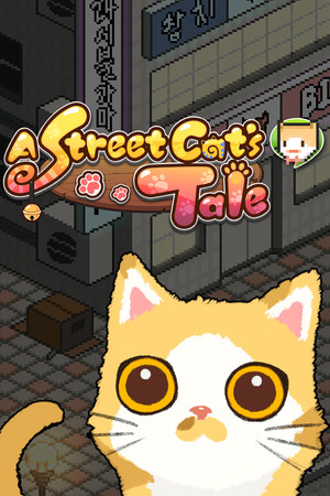 A Street Cat's Tale poster image on Steam Backlog