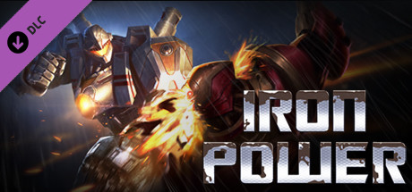 Iron Power-Robot Extension Pack on Steam