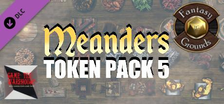 Fantasy Grounds - Meanders Token Pack 5 (Token Pack)