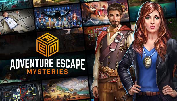 Adventure Escape Mysteries MOD APK | Unlimited Keys