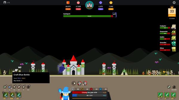 Скриншот из The Defender: Farm and Castle 2