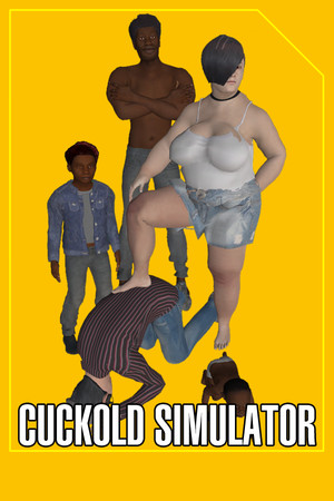 CUCKOLD SIMULATOR: Life as a Beta Male Cuck poster image on Steam Backlog