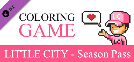 Coloring Game: Little City - Season Pass