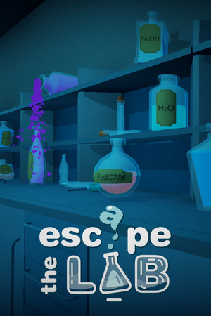 Escape the Lab poster image on Steam Backlog