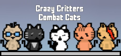 Crazy Critters - Combat Cats cover art