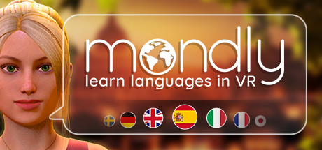 Mondly: Learn Languages in VR · AppID: 1141930 · Steam Database