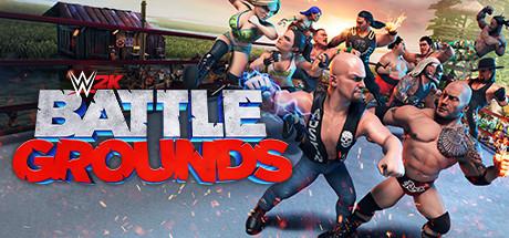 WWE 2K BATTLEGROUNDS-P2P