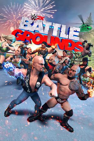 WWE 2K BATTLEGROUNDS poster image on Steam Backlog