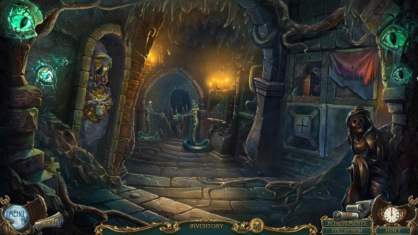 Haunted Legends: The Scars of Lamia Collector's Edition on