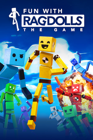Fun with Ragdolls: The Game poster image on Steam Backlog