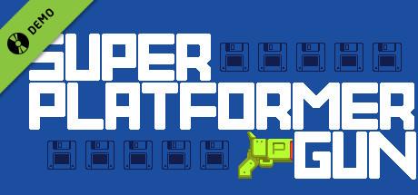 Super Platformer Gun Demo