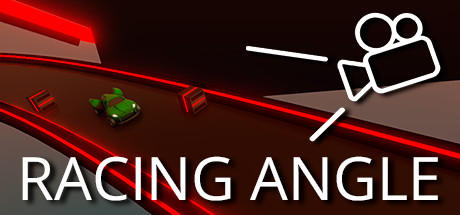 Racing angle cover art