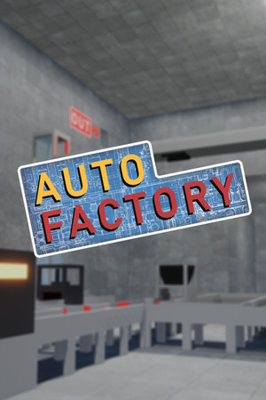 Auto Factory poster image on Steam Backlog