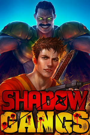 Shadow Gangs poster image on Steam Backlog