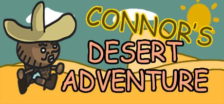 Connor's Desert Adventure