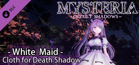 Купить Mysteria~Occult Shadows~White Maid (DLC)