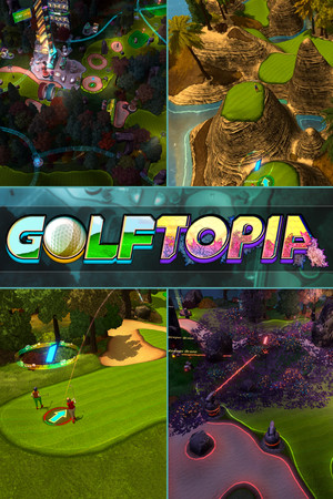 GolfTopia poster image on Steam Backlog