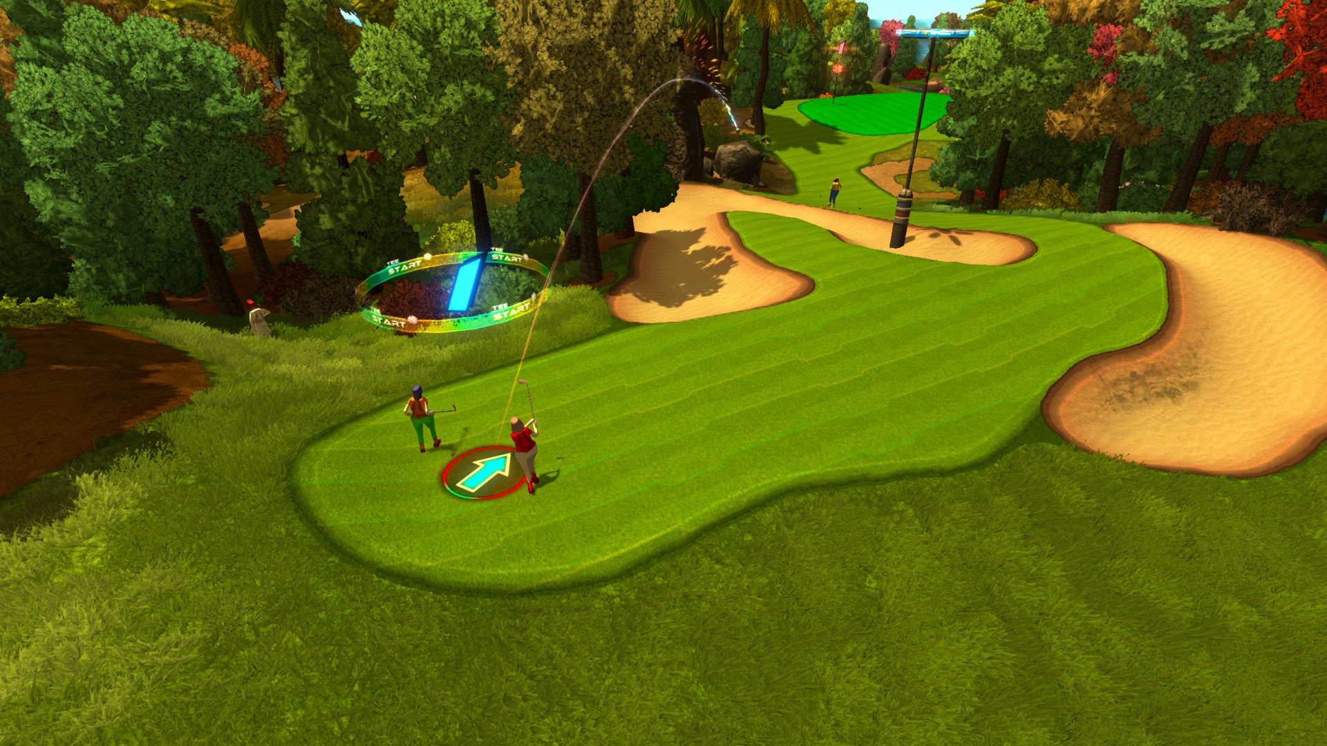 Find the best gaming PC for GolfTopia