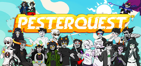 Pesterquest cover art