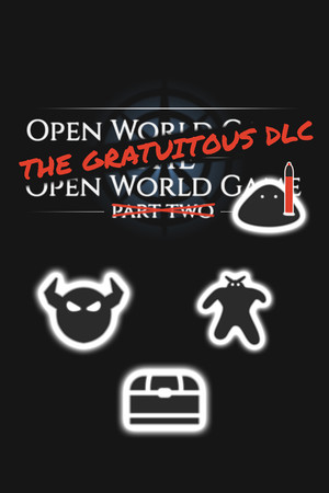 Open World Game: the Open World Game poster image on Steam Backlog