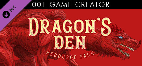 001 Game Creator - Dragon's Den Resource Pack