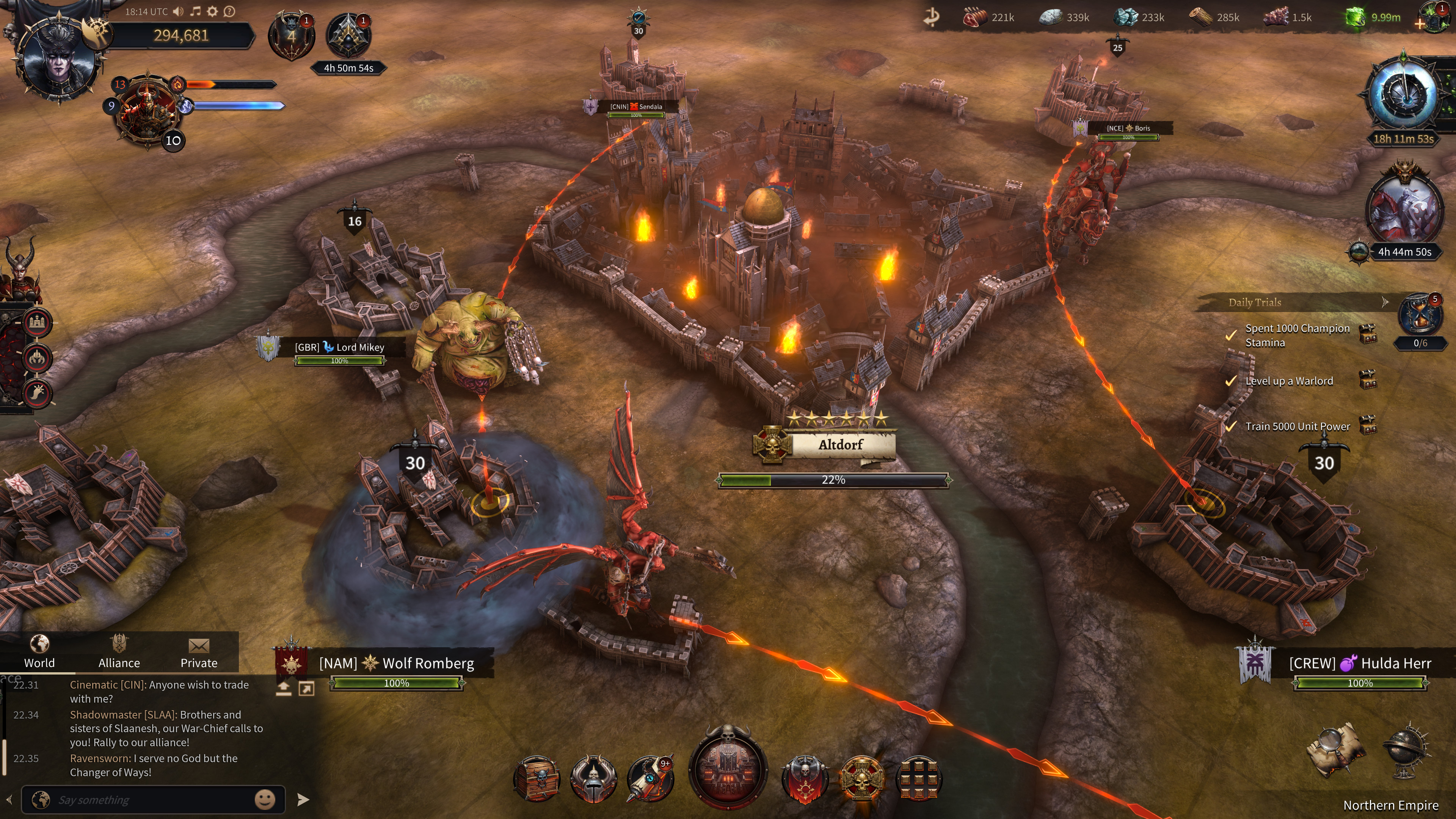 Warhammer: Chaos & Conquest · Warhammer: Chaos And Conquest
