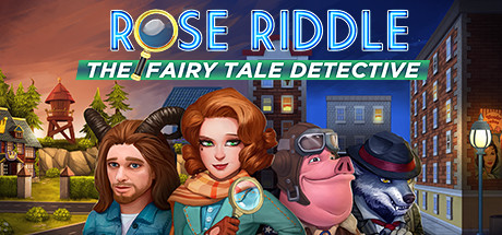 Image for Rose Riddle: Fairy Tale Detective