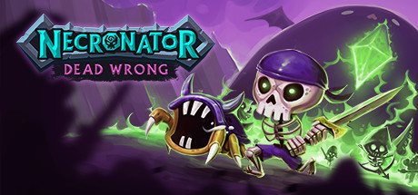 Necronator: Dead Wrong cover art