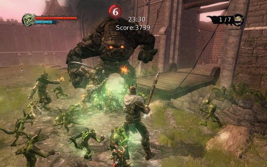 Скриншот из Overlord