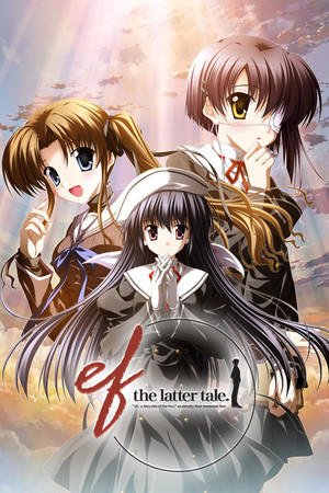 ef - the latter tale. (All Ages) poster image on Steam Backlog