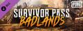 Survivor Pass: Badlands-dlc